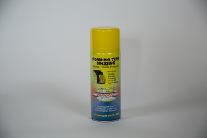 FOAM TYRE DRESSING 400ML