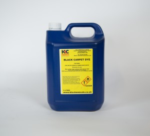 BLACK CARPET DYE 5LTR