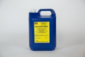 DETAIL SPRAY WAX 5LTR