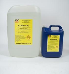 D-CON ACID 5LTR, 25LTR