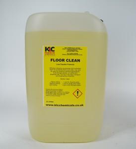 FLOOR CLEAN 25LTR